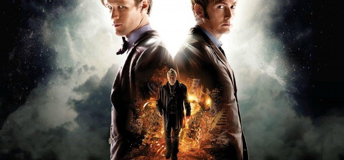 The Day of The Doctor sera sur France 4 le 23 novembre