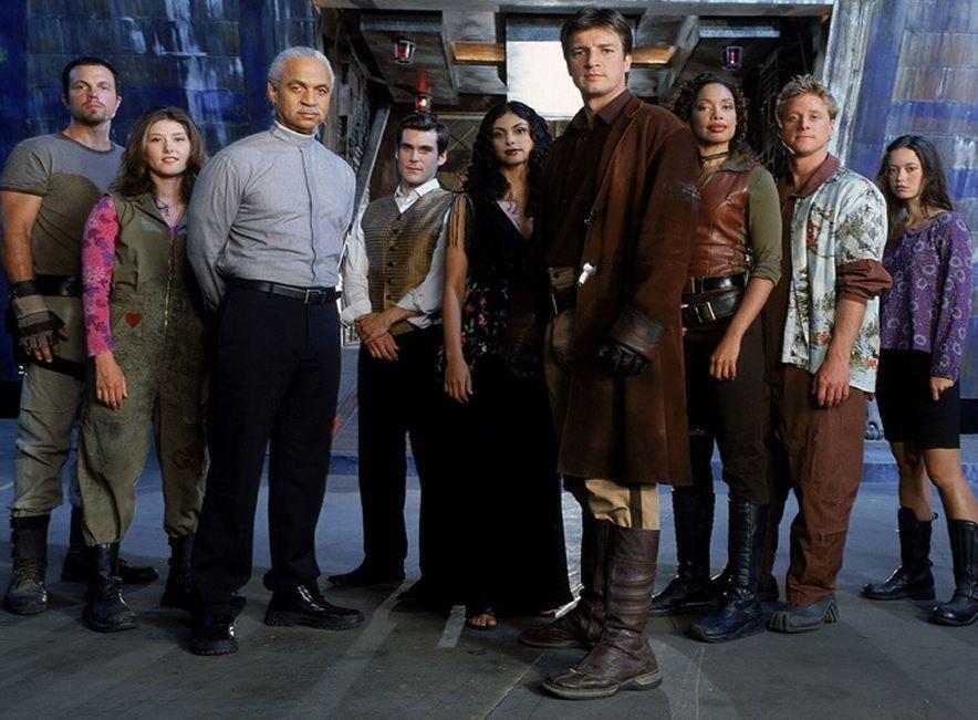 Critiques de séries TV Firefly