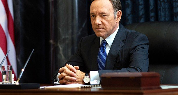 House of cards: Binge watching ou pas binge watching?