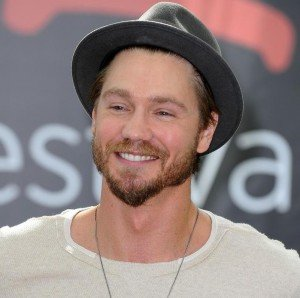 Chad Michael Murray photo call during the 52nd Monte Carlo TV Festival