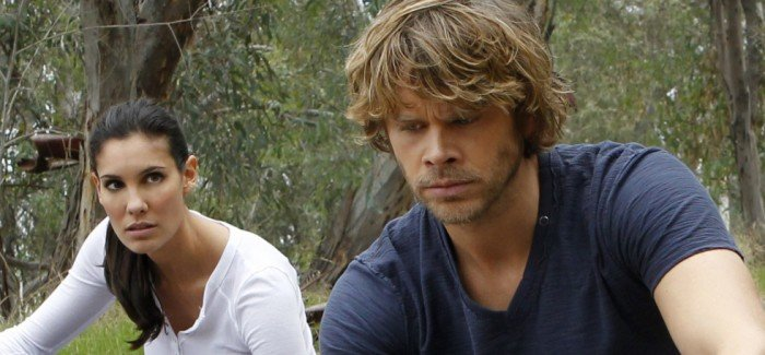 Test DVD NCIS : Los Angeles Saison 3