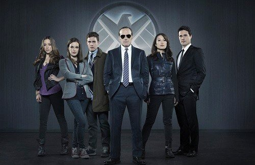 ABC commande Agents of Shield