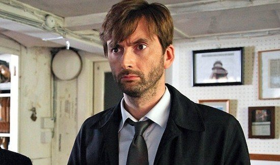 David Tennant is back