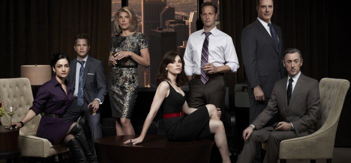 Test DVD The Good Wife Saison 3