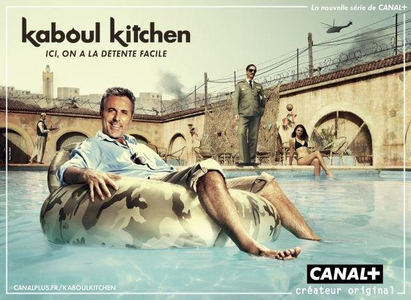 Kaboul Kitchen affiche