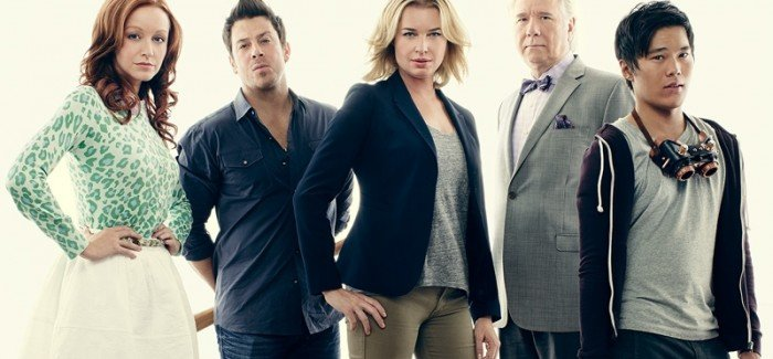 Pilote d'essai: The Librarians (TNT)