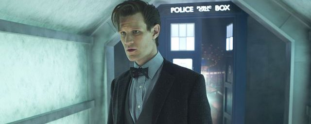 The time of The Doctor: « Ne changez pas! »